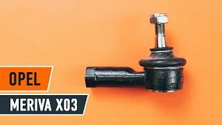 Come sostituire Filo freno a mano PEUGEOT 406 (8B) - tutorial