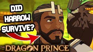 The Dragon Prince Theory: King Harrow is Alive