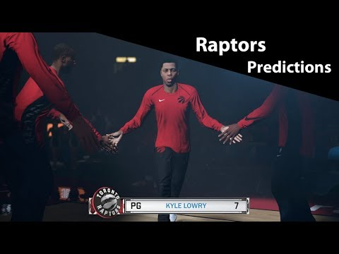 Toronto Raptors vs Washington Wizards FIRST ROUND NBA PLAYOFFS Prediction