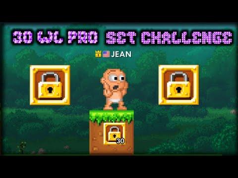 Best 5 wl set challenge | Growtopia