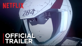 Knights of Sidonia - Season 2 - Official Trailer - Netflix [HD]