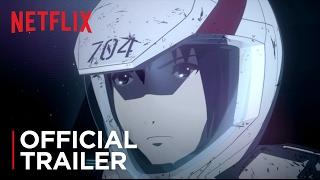 Knights of Sidonia - Season 2 - Official Trailer - Netflix [HD]