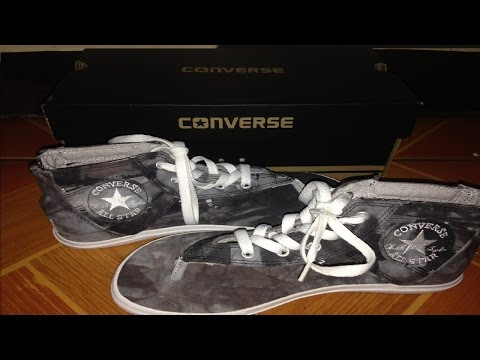 UNBOXING: CONVERSE Gladiator Thong Sandals