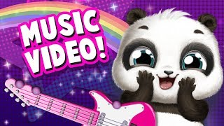 Play With The Animals | Fun Kids Song by TutoTOONS | Sing Along Songs for Children
