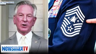 Space Force belongs in Alabama | Sen. Tommy Tuberville