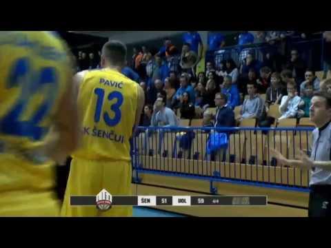 Pretep Šenčur : Union Olimpija (11. november, 2016)