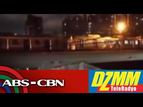 Several injured in LRT-2 train collision between Cubao-Anonas stations   DZMM
