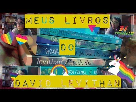 Meus Livros do David Levithan   BISCOITO ESPERTO
