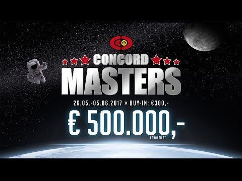 Concord Masters 2017