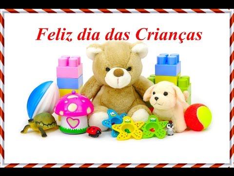Mensagem Dia das crianças