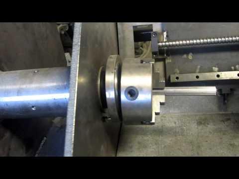 DIY CNC lathe part 1