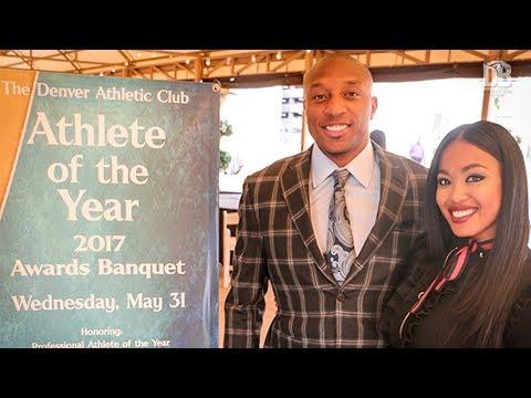 BTV: Chris Harris Jr. is Denver Athletic Club's Colorado Athlete of the Year