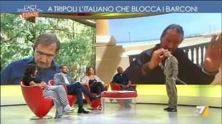 Karim Lolli, L'italiano Che Blocca I Barconi A Tripoli