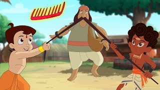 Chhota Bheem & Kalari Kids - The Tricky Comb Seller