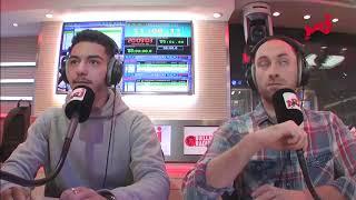 Blagues avec Squeezie - Guillaume Radio sur NRJ