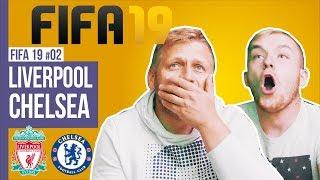 LIVERPOOL - CHELSEA  / FIFA19 #02