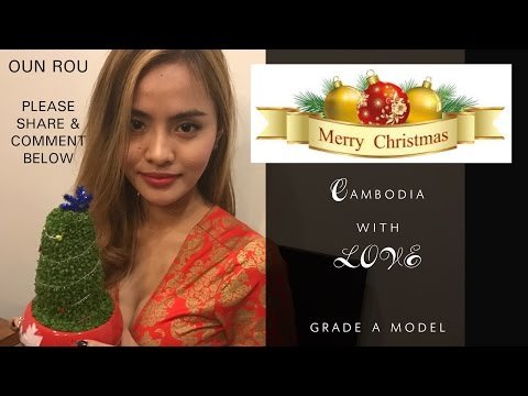 Christmas in Cambodia 2016
