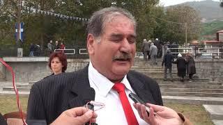 Ολοκαύτωμα Μεσοβούνου | Δήλωση του Προέδρου του Μεσοβούνου Τάκη Τσαΐδη