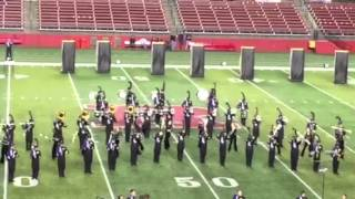Oldbridge Marching Knights - States 2014