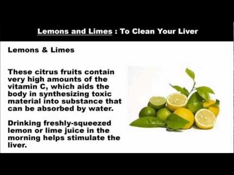 Best Natural Cure For Liver Disease