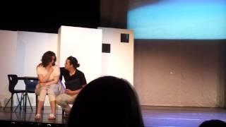 Ds. Pierson College: Musical Mamma Mia - Zo ben ik, zo ben jij [Elindo & Maud]