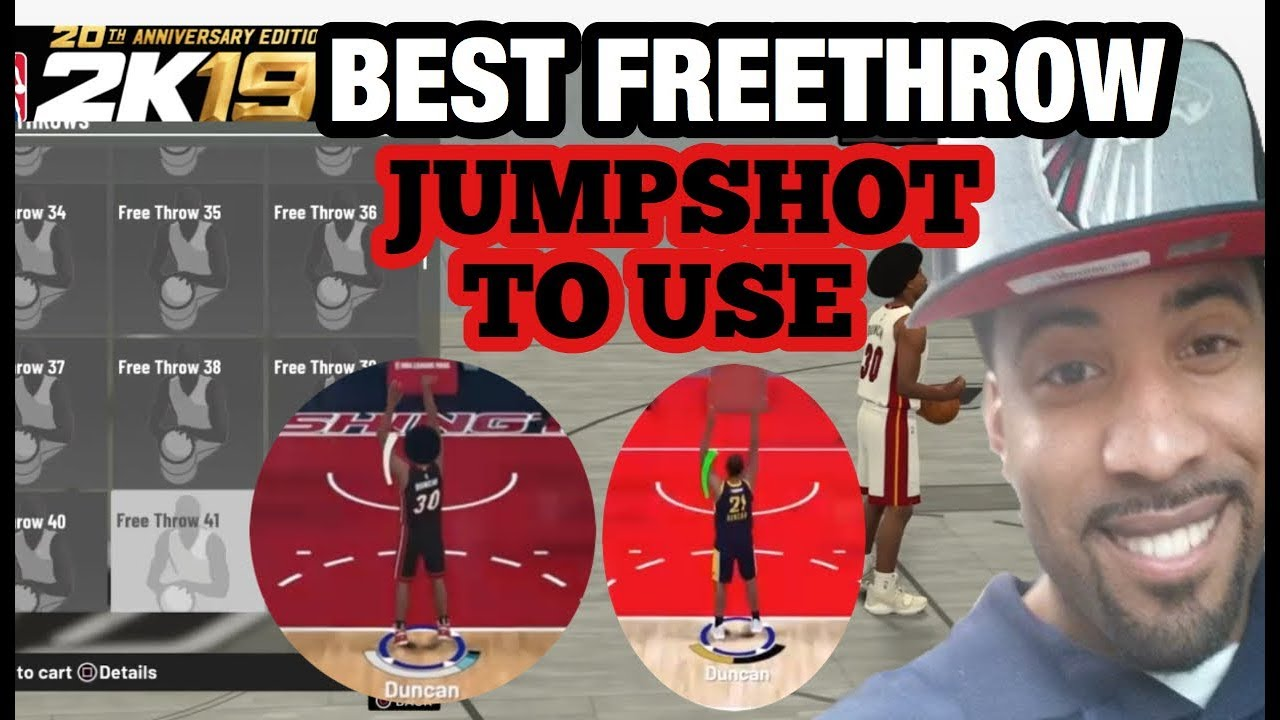 NBA 2K19 QUICKEST WAY TO GET FREE THROW ACE MAXED!!!!