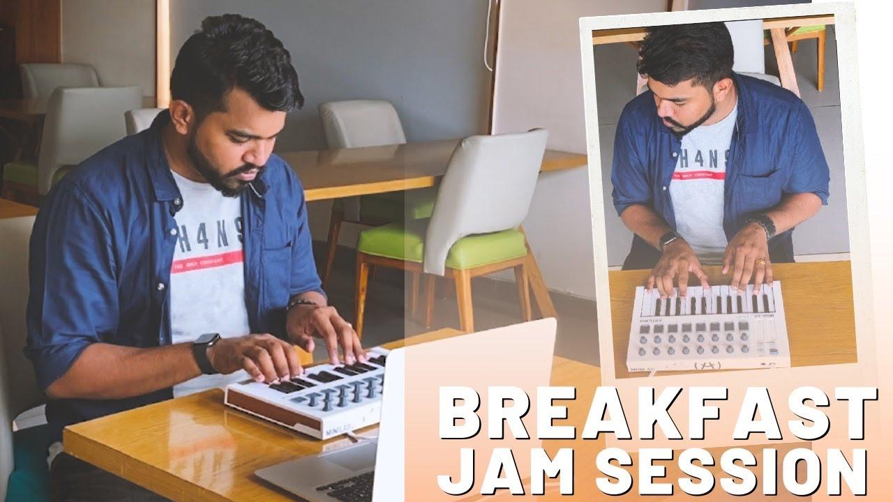 Breakfast Jam | Daniel Davidson | Arturia MiniLab MK II