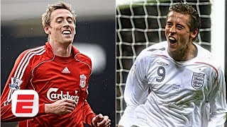England & Liverpool striker Peter Crouch retires. Will we ever see his like again? | Premier League