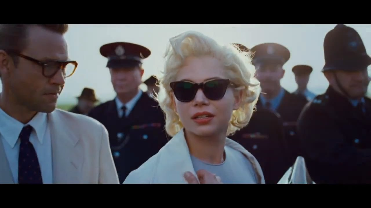 MY WEEK WITH MARILYN (Michelle Williams) - Bande Annonce (VF)