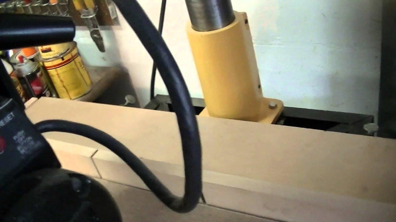 medium resolution of dewalt 7770 10 radial arm saw restoration