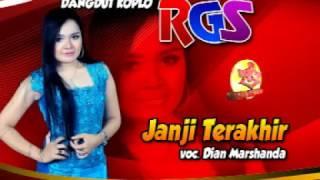 Janji Terakhir-Dangdut Koplo-RGS-Dian Marsanda