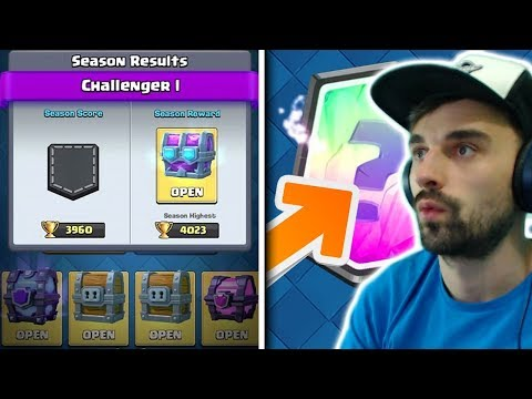 DOBILI SMO *LEGENDARNU* · Clash Royale