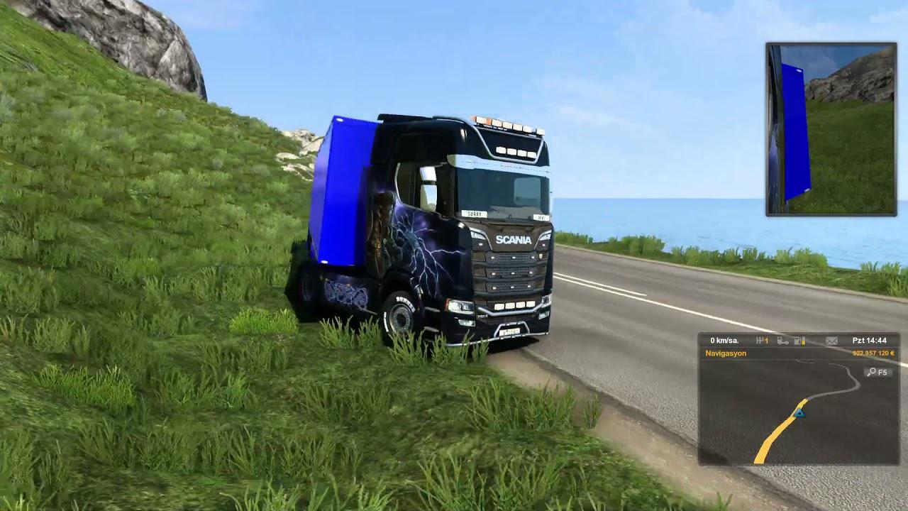 Download Türk Oyun Timi (Euro Truck Simulator 2 Pro Mods) Konvoy