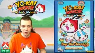 LIVESTREAMING Yo-Kai Watch Wibble Wobble - Crank-A-Kai Party! Spending Over 100K Y-Money!