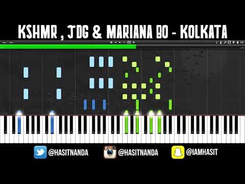 KSHMR, JDG & Mariana Bo - Kolkata (TUTORIAL)