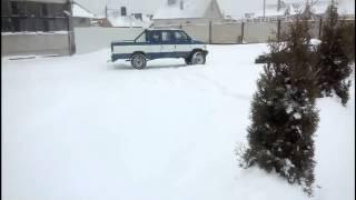 Ford Econoline 4x4:(пробный тест-драйв)