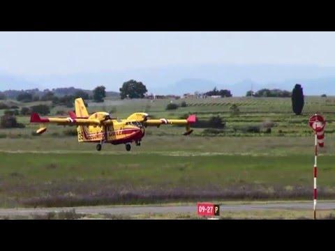 Aéroport Béziers Cap d'Agde - Bob Morane