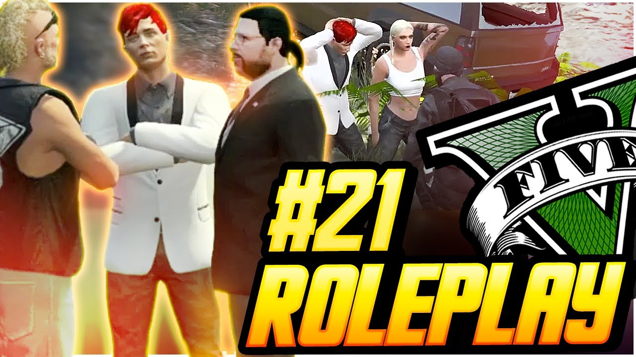 CHINO GTA ROL #21 | THE LOST NOS HACE RUTOVICH por DESTRU
