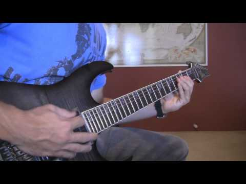 Muse - Stockholm Syndrome Guitar Cover HD
