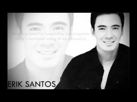 Di lang ikaw - Erik Santos (with lyrics)
