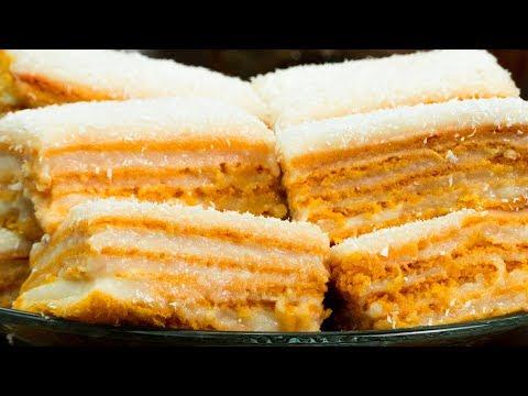 gâteau-fait-maison-avec-un-goût-incomparable.-une-recette-qui-a-conquis-tout-le-monde.-│savoureux.tv