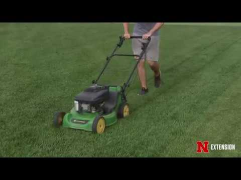 Mowing Height