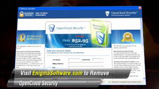 How to Detect and Remove 'OpenCloud Security' Rogue Anti-Spyware Program