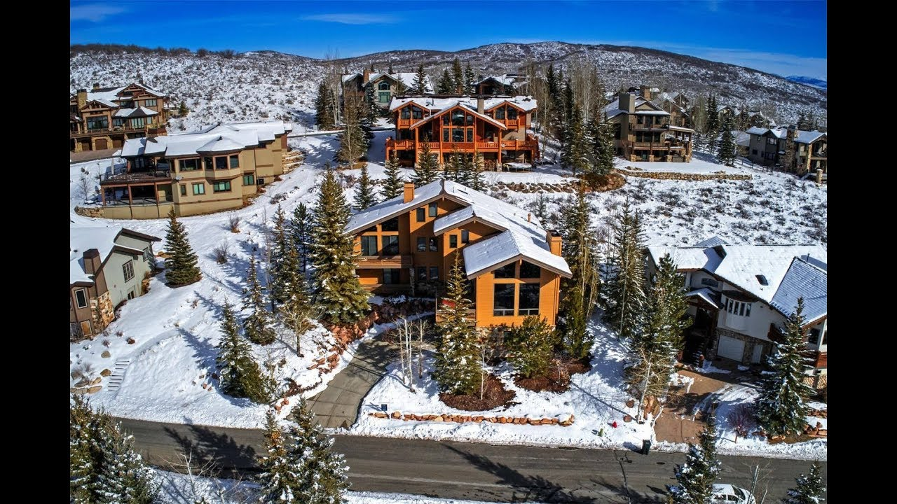 Ski home with breathtaking panoramic views in park city for Affitto cabina park city utah