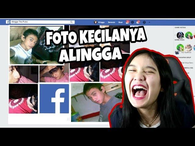 PACAR LIAT FOTO ALAYKU DI JAMAN FACEBOOK SAMPE NGOMPOL !!! - Reaction part 1