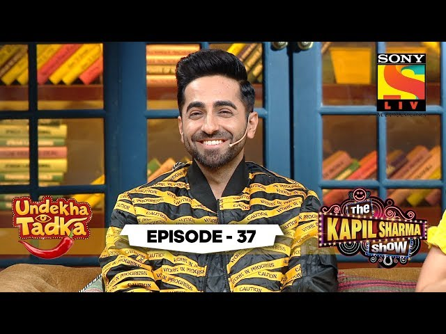 Dream Girl Ayushmann | Undekha Tadka | Ep 37 | The Kapil Sharma Show Season 2