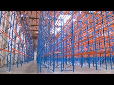 Pallet Racking: Stow Pal Rack ®