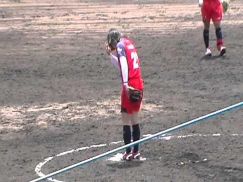 山根佐由里 2011年公式戦初登板