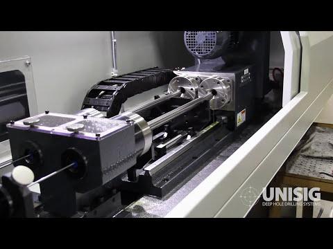 UNISIG UNE Gundrilling Machines
