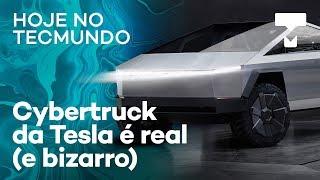 Picape da Tesla revelada, LG G8X ThinQ no Brasil, 99 Food anunciado – Hoje no TecMundo
